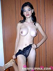 Alma Chua Topless Big Tits Bared