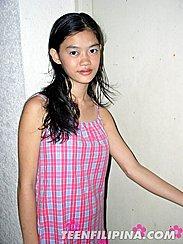 Alma Chua Wearing Dress