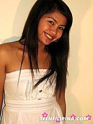 Analyn Tayao Smiling Pinay