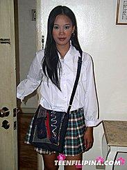 Leah Naval Filipina Student