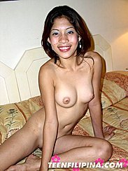 Aroused Pinay Waiting For Sex