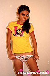 Cheeky Monkey Tshirt And Panties