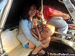 Shakira Seated In Trike